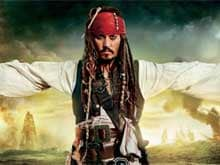 First Look: Johnny Depp as Jack Sparrow in <i>Pirates of the Caribbean 5</i>
