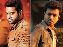 Jr NTR May Play Vijay's Role in Telugu Remake of <i>Kaththi</i>?