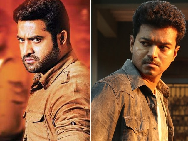 Jr NTR May Play Vijay's Role in Telugu Remake of Kaththi?