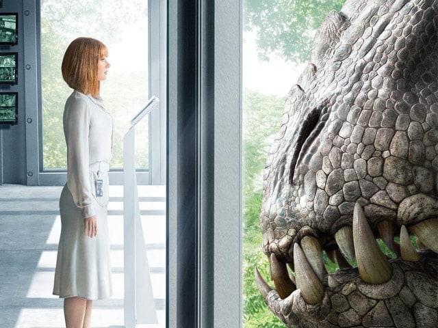 Jurassic World Trailer: Beware of the New Dinosaur