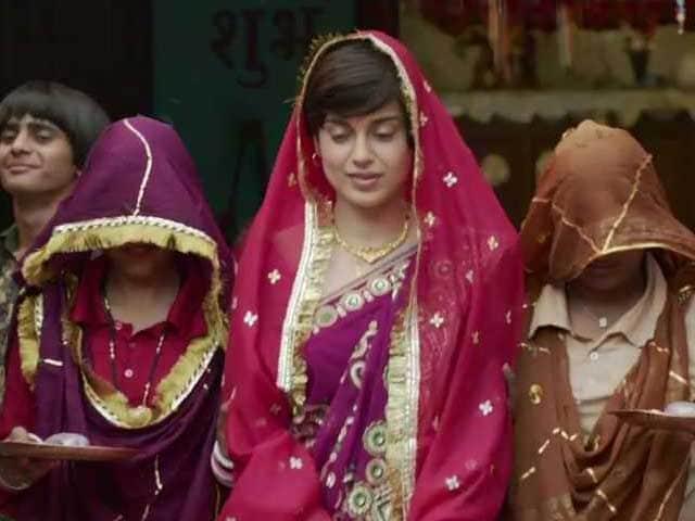 Kangana Ranaut as Tanu Trivedi 2.0 Wins Twitter