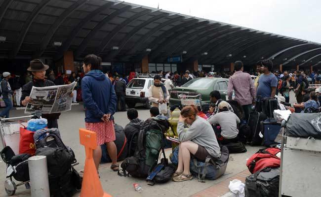 Plane Skids Off Nepal Airport's Runway, Two Injured