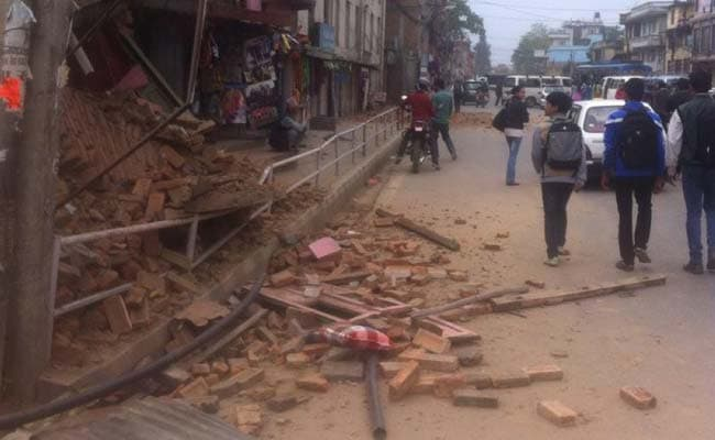 Earthquake Kills 35 in Bihar, Power Disconnected in Some Parts