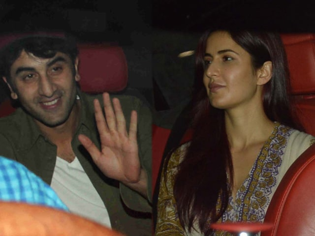 Katrina Kaif, Ranbir Kapoor and Gang Arrive For Aarti Shetty's Party