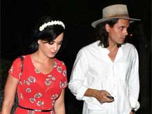 Katy Perry, John Mayer Spotted on Dinner Date
