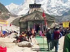 Gangotri Glacier Getting Less Snowfall, Higher Temperatures