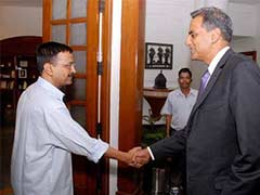 Delhi Chief Minister Arvind Kejriwal Discusses Key Issues with US Envoy Richard Verma