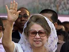 Khaleda Zia Issues Rare Rebuke Of Hindu Priest's Killing
