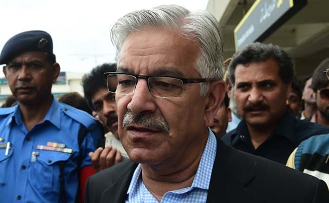 Petition Seeks To Disqualify New Pakistan Foreign Minister Khawaja Asif