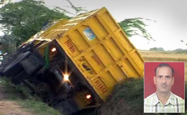 Constable Killed by Truck Allegedly Carrying Illegally Mined Sand in Madhya Pradesh