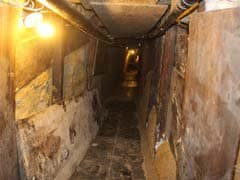 Mexico Catches Drug Tunnel Diggers Red Handed