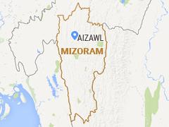 NH54, Mizoram's Primary Inter-State Highway, Blocked After Massive Landslide
