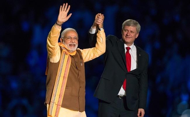 'Grateful' PM Modi Grants Visa Power to Canada