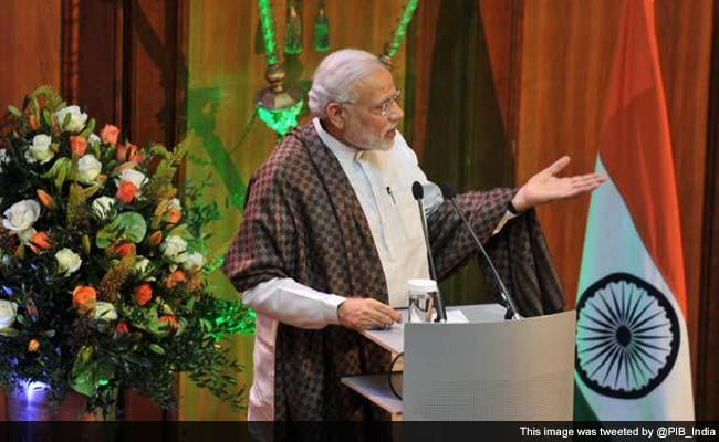 PM Narendra Modi's Comment on Sanskrit Takes Jibe at Focus on Secularism