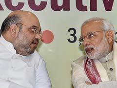 Cabinet Reshuffle: PM Modi To Meet Amit Shah Before Portfolio Announcements