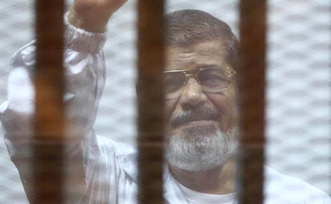 White House 'Deeply Troubled' by Mohamed Morsi Sentencing