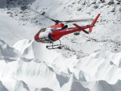 Rescue Teams Airlift Climbers Stranded at High Altitude on Mount Everest