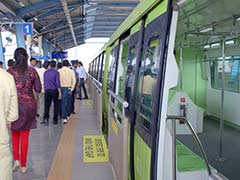 Monorail Services in Mumbai Disrupted For Second Time in One Month