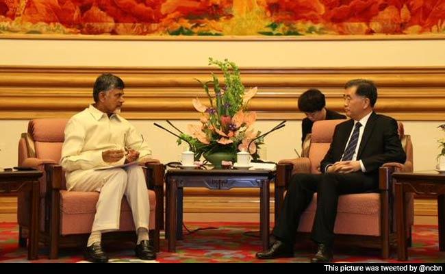 29 Agreements Signed During China Tour: Andhra Pradesh Chief Minister Chandrababu Naidu