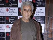 Naseeruddin Shah: I Don't Understand The Sensibility of Our Censors