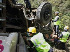 17 Indian Pilgrims Die in Bus Accident in Nepal