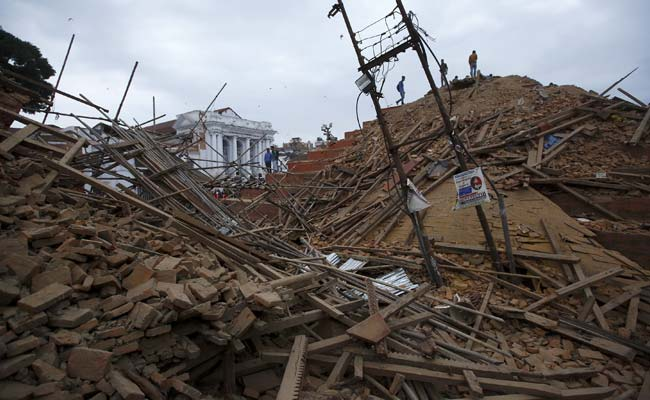 Nepal Earthquake Takes Heavy Toll on Temples