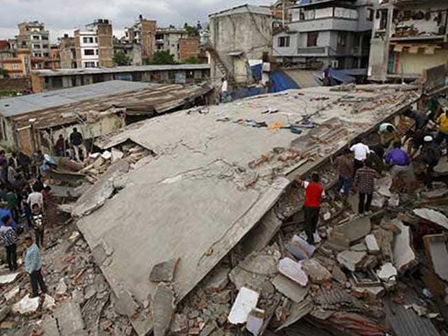3 Fresh Tremors Hit Nepal, No Damage Reported