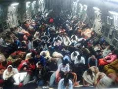 Government Rushes 13 Aircraft to Earthquake-Hit Nepal; Over 1300 Indians Rescued So Far
