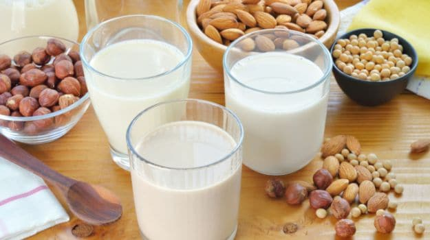 nut milks