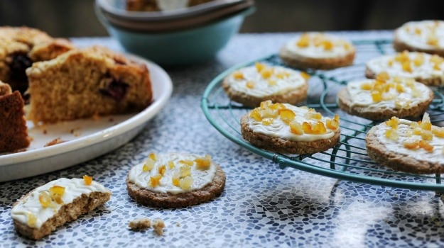 Beyond the Flapjack: Baking with Oats