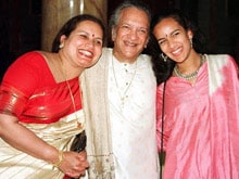 Pandit Ravi Shankar's Wife Sukanya Talks About Her Relation With Him