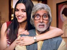 Meet Amitabh Bachchan's 'Perfect Daughter' in New <i>Piku</i> Poster