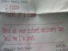 This Pizza Parlour was Asked to Deliver More Than Just Pizza. So They Did