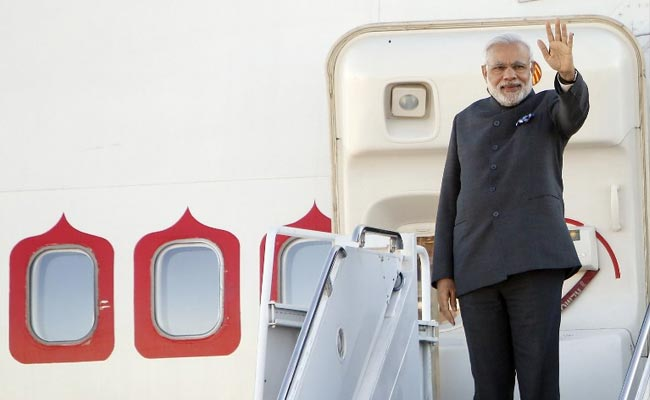 "PM Modi Wraps Up ""Very Productive"" BRICS Summit, Heads To New Delhi"