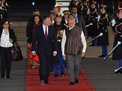 A 'Naav pe Charcha' as PM Modi Begins 3-Day Visit to France