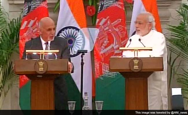 The Shadow of Terror Haunts Our Children, Says Afghan President Ashraf Ghani