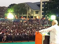 'I Was Raised Among the Poor, Understand Farmers' Pain': PM Modi in Bengaluru Rally