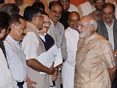 'This Government is for the Poor,' Says PM Narendra Modi at Workshop for BJP Lawmakers