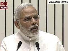 'People who Lecture us on Protecting Environment Deny us Nuclear Fuel': PM Modi