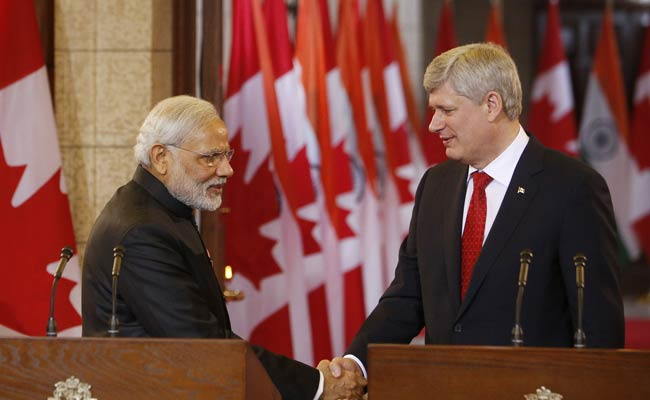Canada to Supply Uranium to India for 5 Years Under Landmark Deal