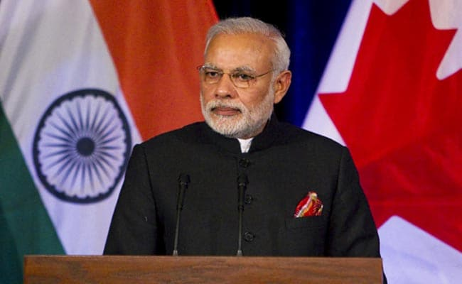 'Barriers Have Turned into Bridges' Says PM Modi in Canada