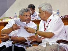 Blog: Cloak-Dagger Games At Sedate CPM Meet To Sideline Party Chief
