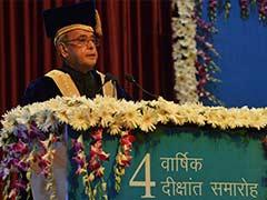 Need Concerted Efforts to Make India 'Swachh, Samarth': President Pranab Mukherjee