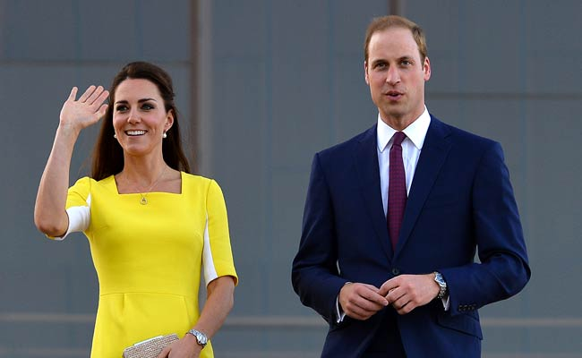 In A First: Prince William, Kate Middleton To Visit Pakistan In Autumn
