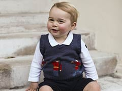 Why Prince George Went Looking For His Father in the China Cupboard
