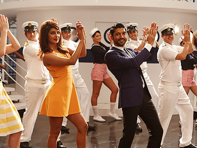 In Dil Dhadakne Do, Priyanka's Titanic Moment Was Ruined by a Photobomber