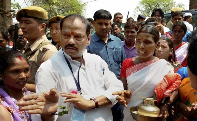 Maoism In Jharkhand To Be Finished Off By December-End: Raghubar Das