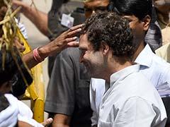 Rahul Gandhi to Address Mega Farmers' Rally in Delhi Today