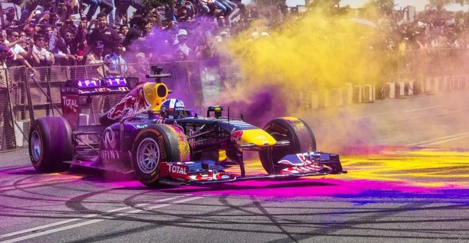 Formula 1 - Indian Movie Style