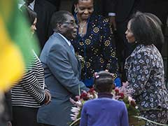 Robert Mugabe in South Africa for First State Visit in 20 Years